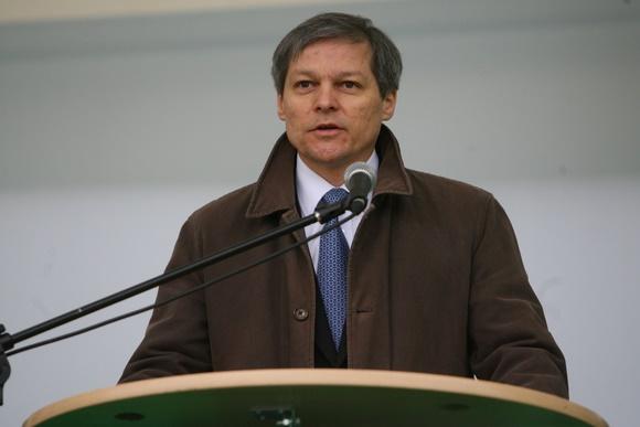 Europos Sąjungos žemės ūkio ir kaimo plėtros komisaras Dacianas Ciolosas