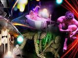 """Klubo nuotr./Penktadienio vakarą klube """"Dr.Who"""" vyks šokėjų, įspūdingų kostiumų ir erotikos šou """"Roxy Theatre""""."""