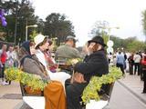 T.Pikturnos nuotr./Istorinė tematika dominavo ir Palangos sezono atidaryme prieš porą metų.