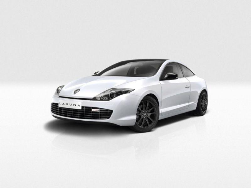 """Renault Laguna"" kupė – ypatingas dėmesys"