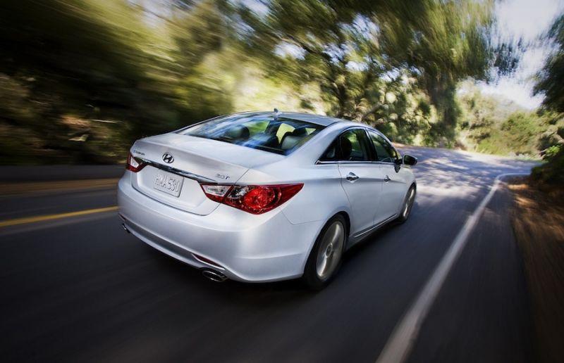 """Hyundai Sonata Turbo"" – 274 AG galios pliūpsnis"