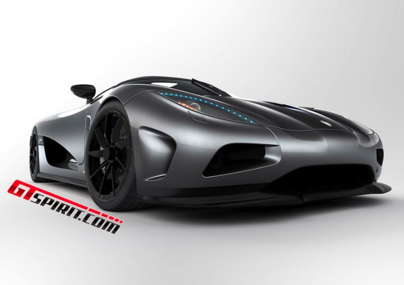 """Koenigsegg Agera"" – superautomobilio evoliucija"