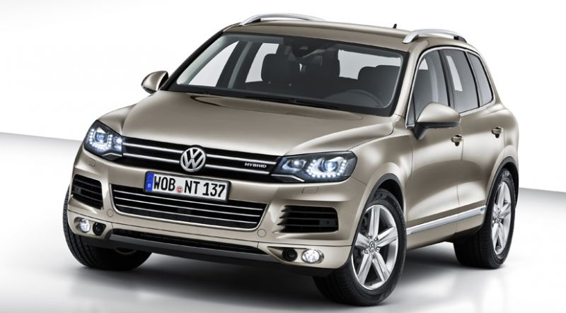 """Naujasis """"VW Touareg"""" – tas pats, tik geriau"""