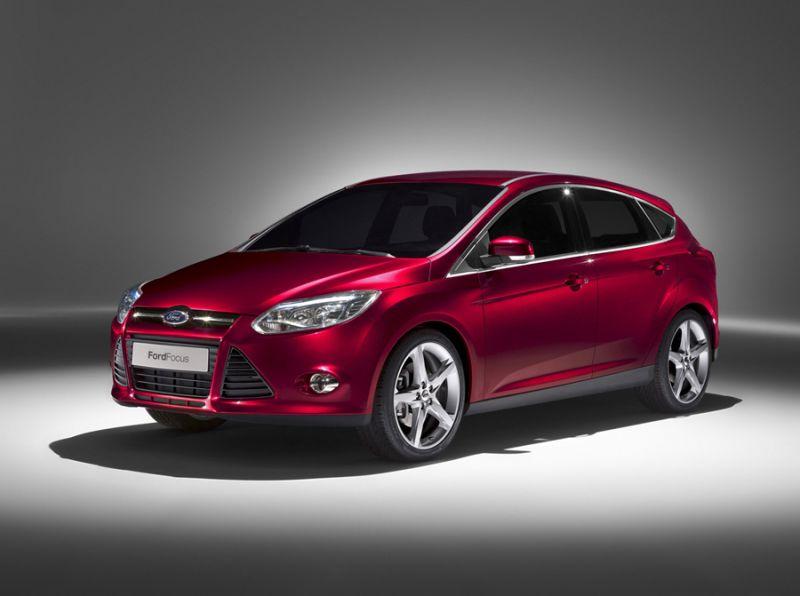 """Naujasis """"Ford Focus"""" – pasaulinis modelis"""