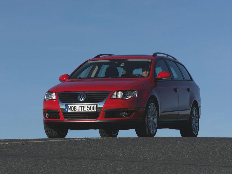 """Ekologiškiausias automobilis Europoje – """"VW Passat"""""""