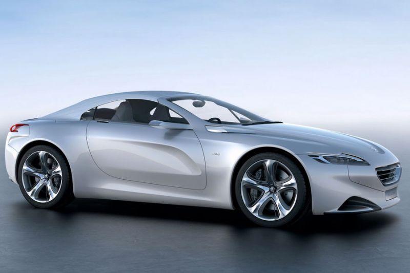 """""""Peugeot SR1"""" koncepcija – žvilgsnis į markės ateitį"""