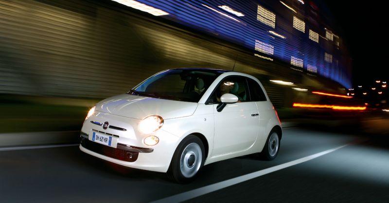 """Fiat 500"" – vos 0,9 l variklis"