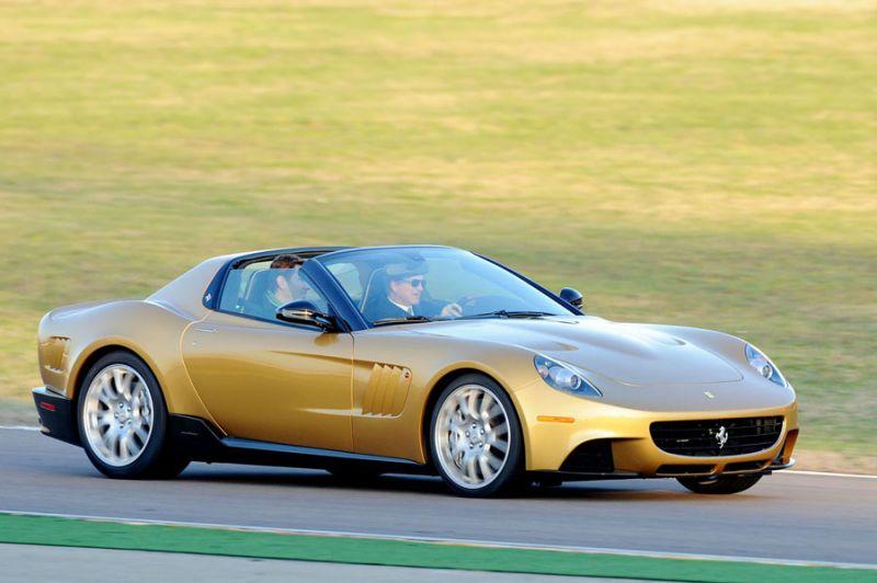 """Ferrari P540 Superfast Aperta"" – pagamintas pagal užsakymą"