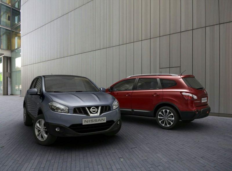 """""""Nissan Qashqai"""" užsuko į grožio saloną"""
