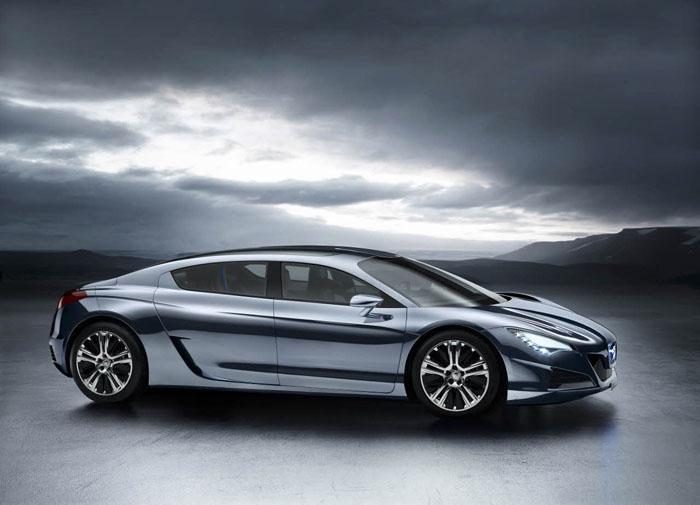 """""""Peugeot 508"""" pakeis 407-ąjį ir 607-ąjį modelius"""