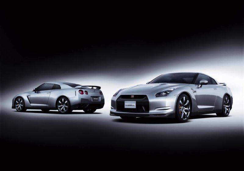 """Nissan GT-R"" – Godzilla atnaujintas"