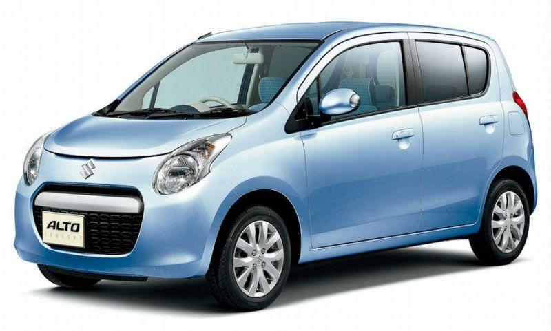 """Suzuki Alto Concept"" – paruoštas debiutui"