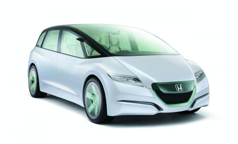 """""""Honda Skydeck"""" koncepcija debiutuos Tokijuje"""