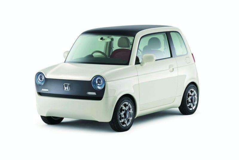"""""""Honda EV-N"""" koncepcija – duoklė praeičiai"""