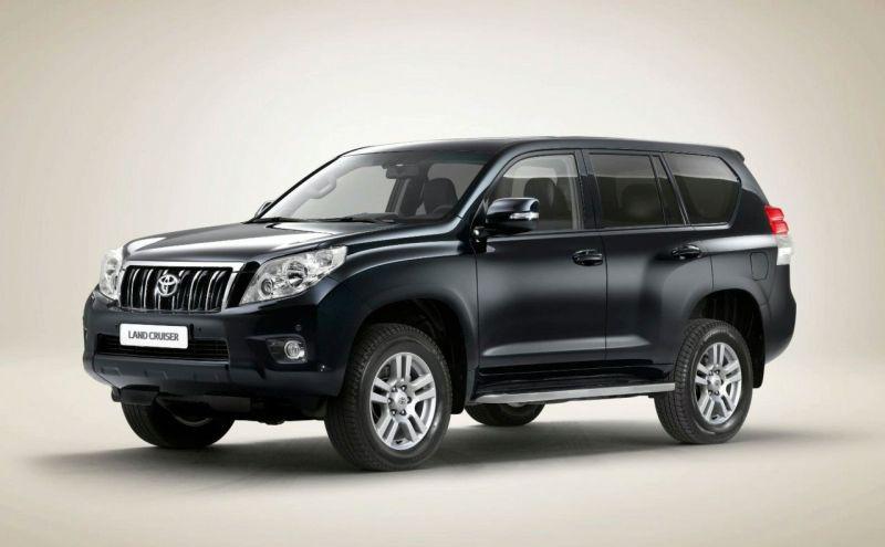 """Naujasis """"Toyota Land Cruiser"""" – dar tobulesnis"""