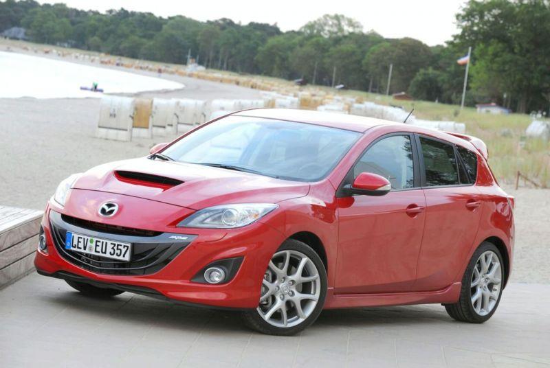 """""""Mazda 3 MPS"""" – žvilgsnis iš arčiau"""