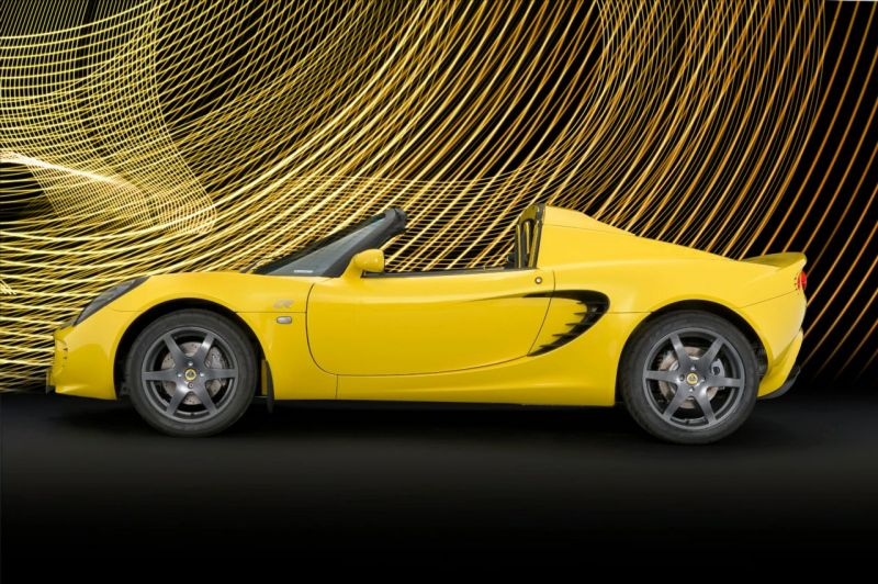 """Lotus Elise Club Racer"" – sentimentai praeičiai"