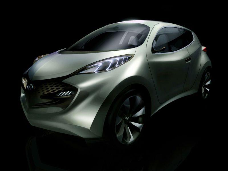 """""""Hyundai ix-Metro"""" koncepcija – maža gamtos draugė"""