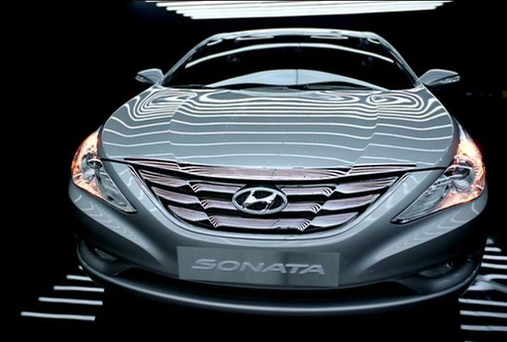 """Naujasis """"Hyundai Sonata"""" – nutekėjusios nuotraukos žada staigmeną"""