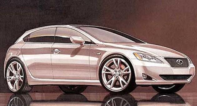 """Lexus"" ruošia nedidelį modelį?"