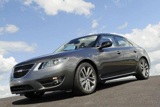 """Naujasis """"Saab 9-5"""" – paslapties šydas praskleistas"""