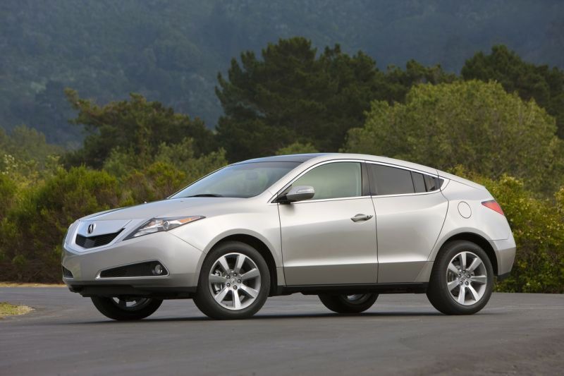 """Acura ZDX"" – ateities automobilis šiandien"