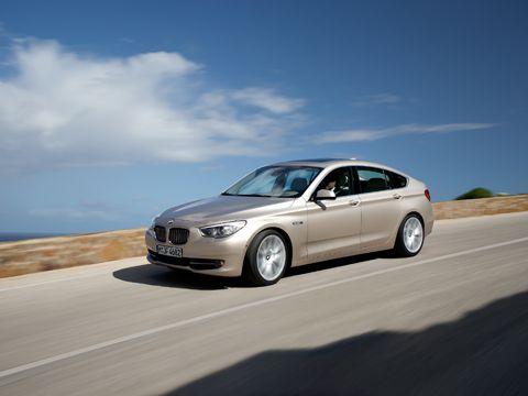 BMW 5 GT – paruoštas gamybai