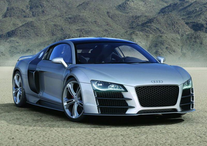 "Atšaukta ""Audi R8 V12 TDI"" gamyba"