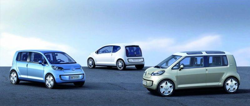 """Nauji """"Volkswagen"""" mažyliai bus gaminami Slovakijoje"""