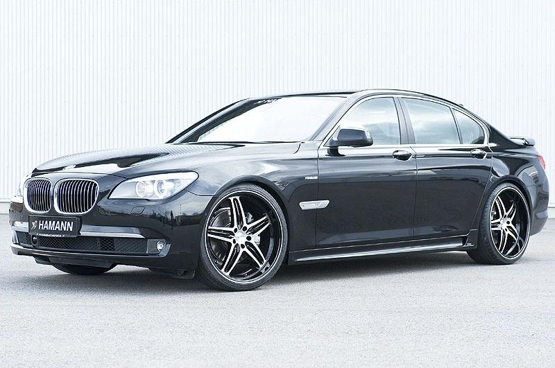 """""""Hamann"""" tobulina naująjį BMW 7"""