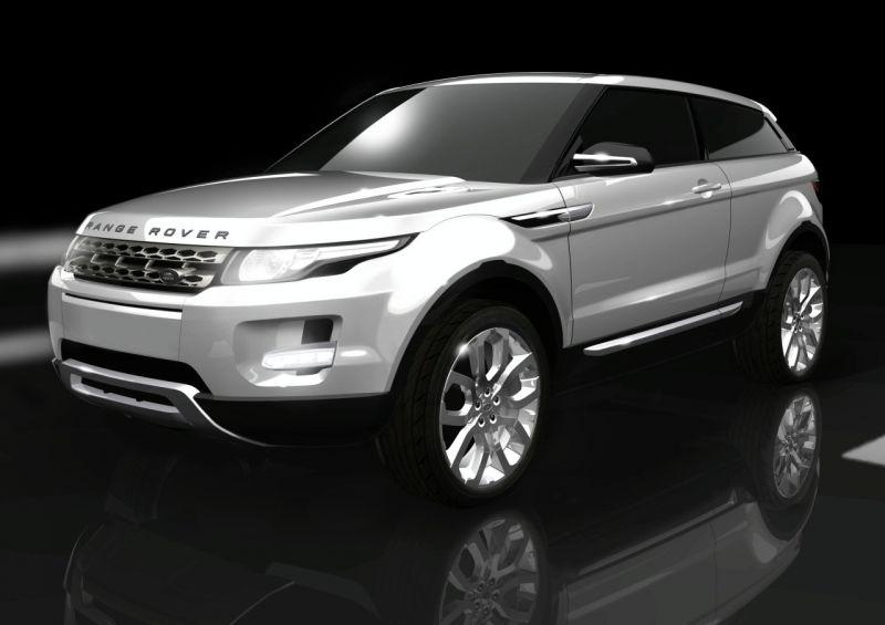 """""""Land Rover LRX"""" – mažasis """"Range Rover"""" brolis"""