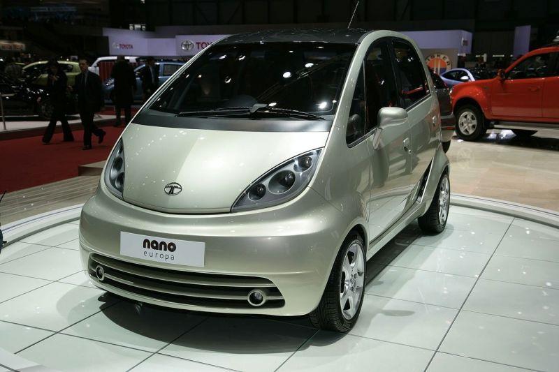 "Ženeva 2009: ""Tata Nano Europa"" skirtas Senajam žemynui"