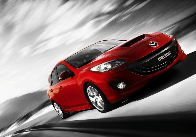 """Dvi naujojo """"Mazda 3"""" versijos – MPS ir """"i stop"""""""