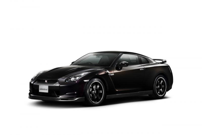 "Pristatytas žvėris, vardu ""Nissan GT-R SpecV"""