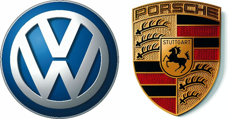 """""""Porsche"""" padidino turimų """"Volkswagen"""" akcijų skaičių"""