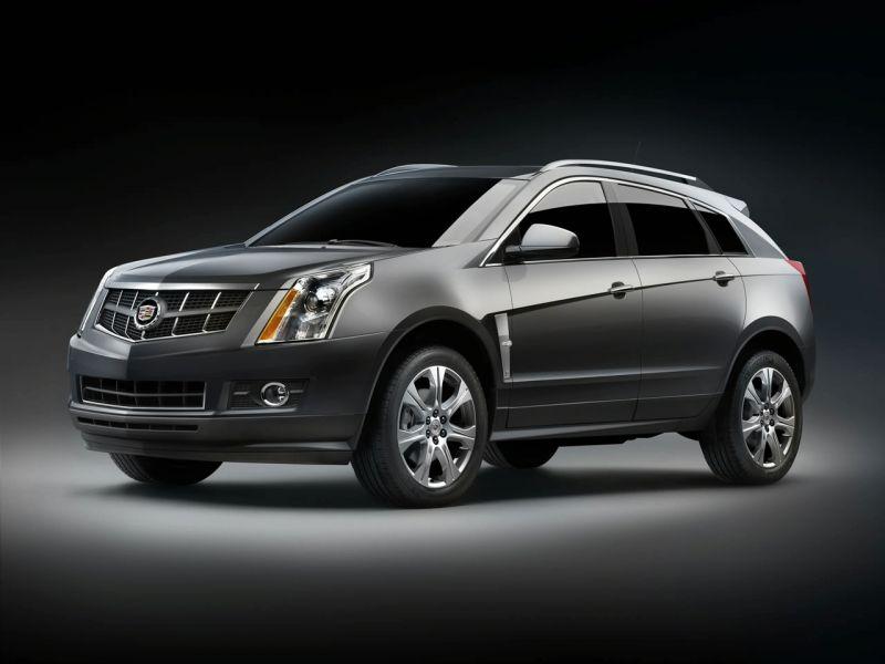 """Pristatytas naujasis """"Cadillac SRX"""""""