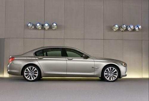 """Nutekėjo naujojo """"BMW 7"""" nuotraukos"""