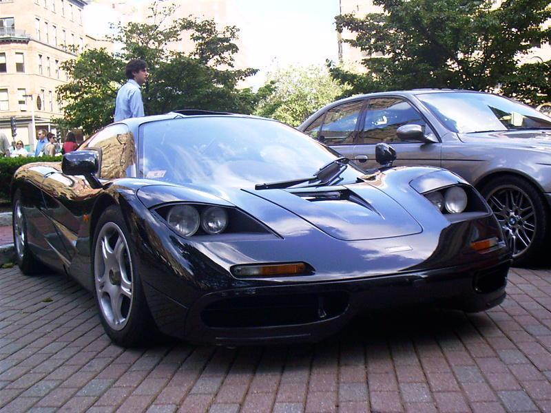 "Naujasis ""McLaren"" pasirodys 2010 m."