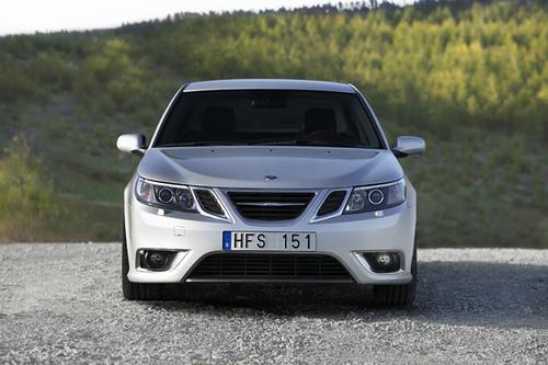 """""""Saab 9-3"""" gali tapti mažesnis"""