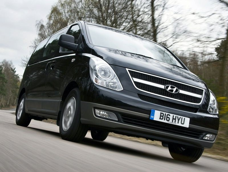"""Hyundai i800"" pristatytas Europai"