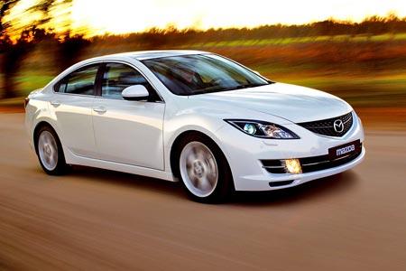 """Ruošiamas naujas """"Mazda 6 MPS"""""""