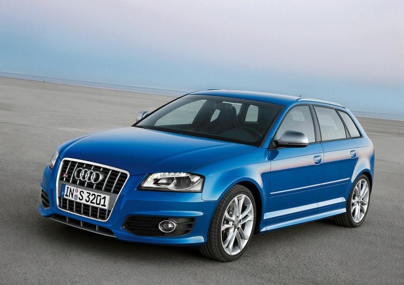 """Pasirodė atnaujintas """"Audi S3 Sportback"""""""