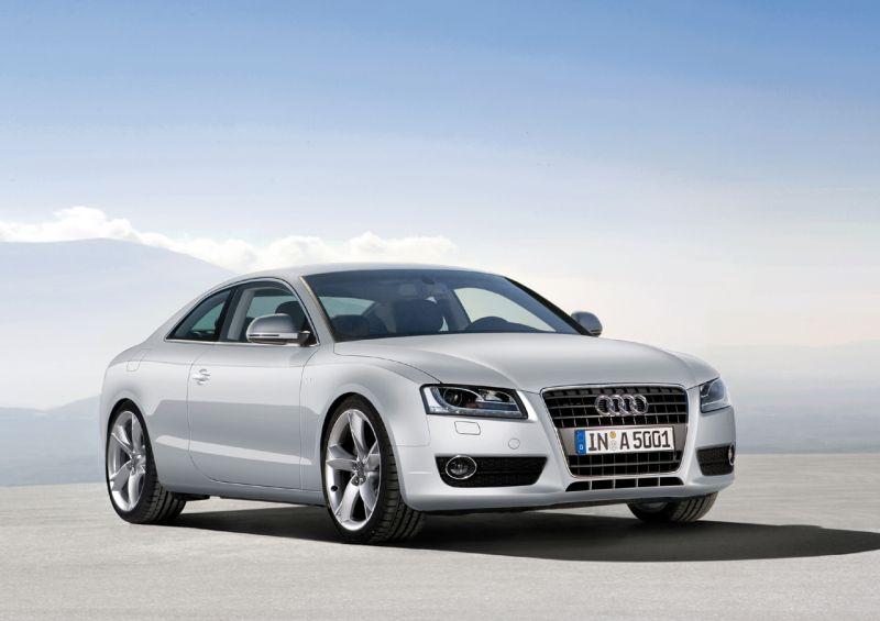 """Laukiama """"Audi A5 Cabrio"""" debiuto"""