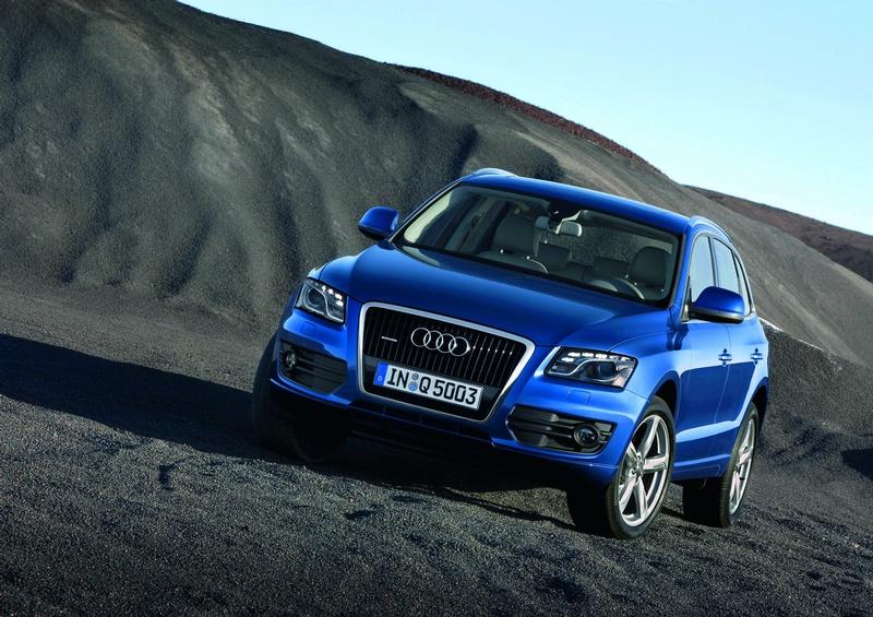 """""""Audi Q5"""" – pagaliau pristatytas"""