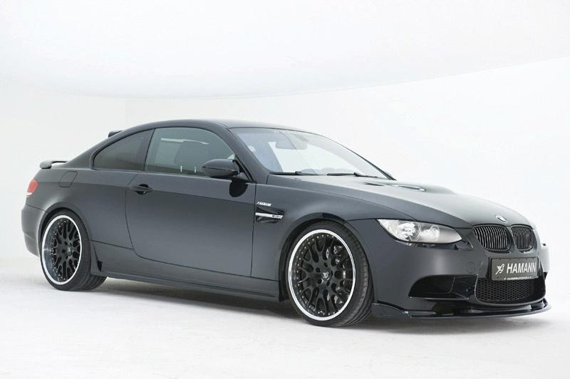 """Hamann"" patobulino BMW M3"