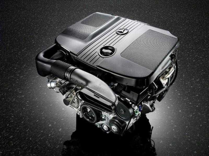 """Stulbinantis """"Mercedes"""" dyzelis: 2,1 l, 201 AG, 500 Nm ir... 5,4 l/100 km!"""