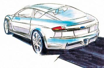 """""""Subaru"""" ir """"Toyota"""" ruošia bendrą kupė"""