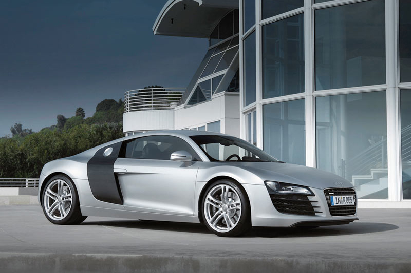 """Audi R8"" - du prestižiniai apdovanojimai"