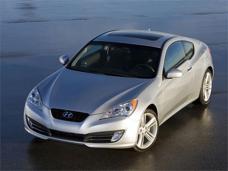 """Nutekėjo """"Hyundai Genesis Coupe"""" nuotraukos"""