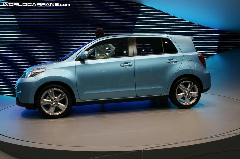 """Ženeva 2008: naujas """"Toyota"""" šeimos narys – """"Urban Cruiser"""""""